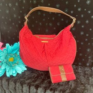 Vera Bradley Bag & wallet set